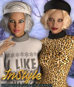 InStyle - Sweater Style G3F