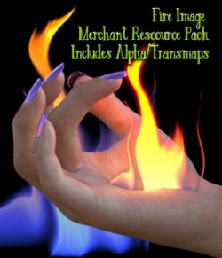 FB Fire Image Resource Pack - Merchant Resource