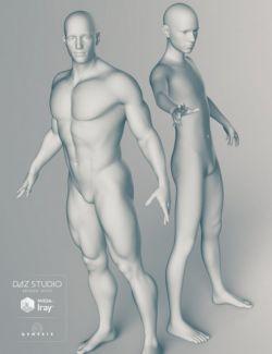 Genesis 3 Male Body Morphs