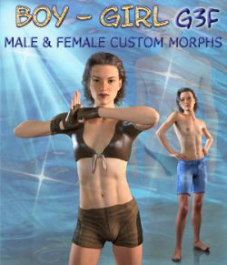 BOY-GIRL Genesis 3 Female