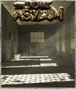 Insane Asylum 1: Corridor/Room Construction Set Extended License