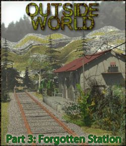 Outside World: Part3 - Forgotten Station Extended License