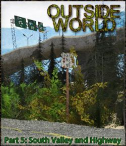 Outside World: Part5 - South Valley and Highway Extended License