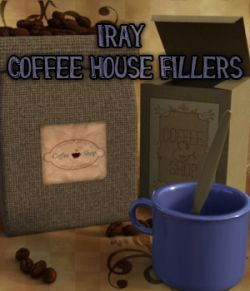 Iray Coffee House Fillers