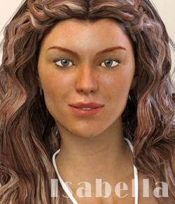 Isabella for Genesis 3 Female(s)