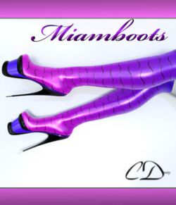 Miamboots for G2F