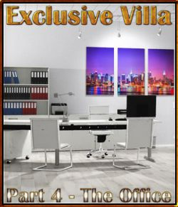 Exclusive Villa 4: The Office