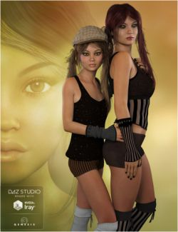 FWSA Octavia HD for Teen Josie 7 and Genesis 3 Female(s)