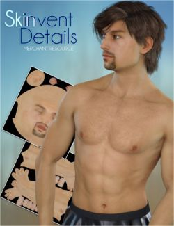 FWSA Skinvent Details Merchant Resource for Genesis 3 Male(s)