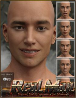 Real Man Mix and Match Expressions for Michael 7