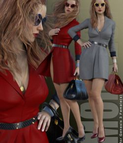 MODA for Genesis 3 Female(s)