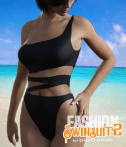 Fashion Swinsuit2 for Genesis 3 Female(s)