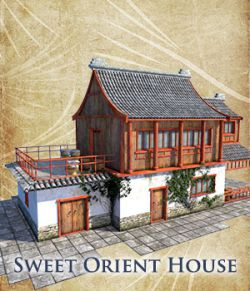 Sweet Orient House