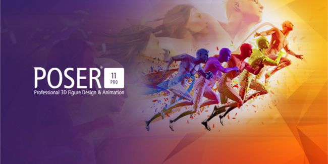 Poser Pro 11 Upgrade from Game Dev, Pro 2014, Pro 2012 and Pro 2010