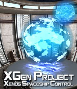 XGen Project, Xenos Spaceship Control Room
