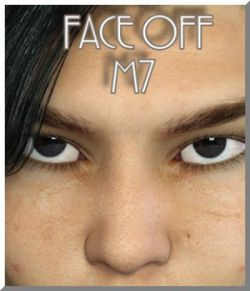Face OFF - G3Male/Michael 7 - M.Ressource