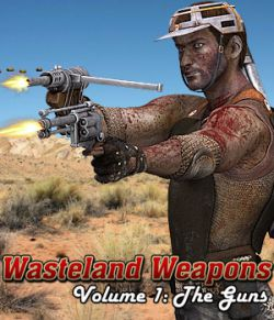 Wasteland Weapons: The Guns