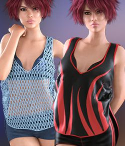 Casopies for Genesis 3 Females