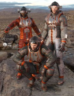 Planet Explorer for Genesis 2 Male(s)