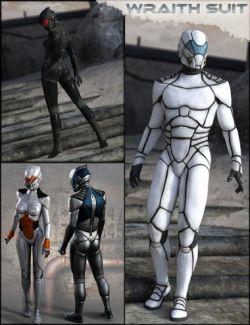 HFS Wraith Suit Bundle