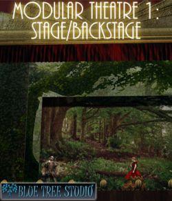 Modular Theatre Stage