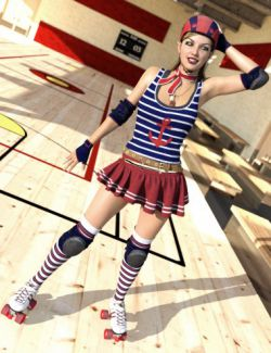 Roller Derby for Genesis 3 Female(s)