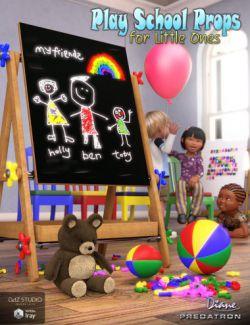 Play School Props for Little Ones