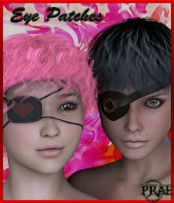Prae-Eyepatches