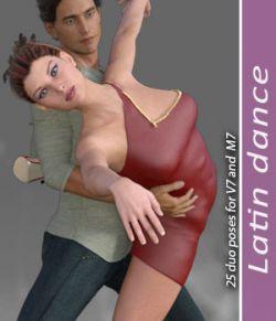 Latin dance for M7V7