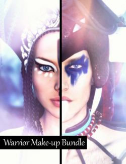Warrior Make-up Bundle