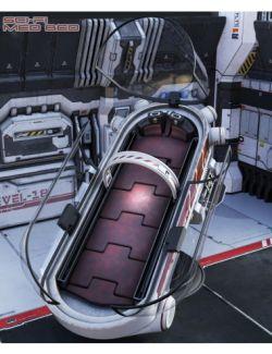 Sci-Fi Med Bed