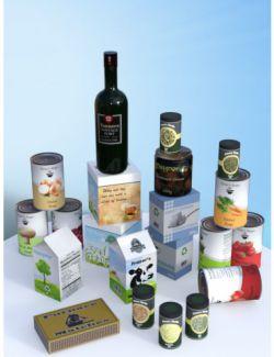 Widdershins Grocery Pack