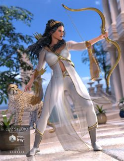 Artemis Moon for Genesis 3 Female(s)