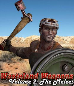 Wasteland Weapons 2: The Melees