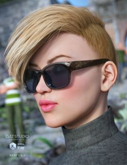 Edit Hair for Genesis 2 Female(s)