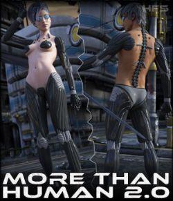HFS More Than Human 2.0 Bundle