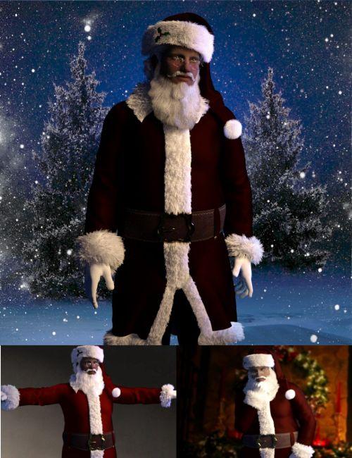 Santa Delux Suit