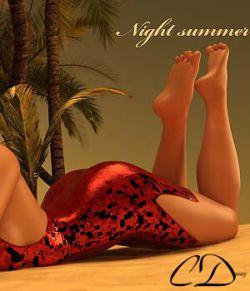 Night summer for  G3F