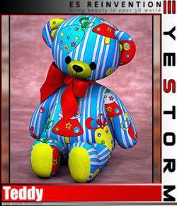 ES - REINVENTION - for ES Teddy