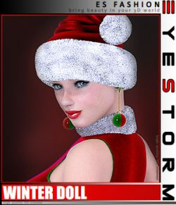 ES Winter Doll