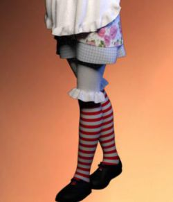 Raggedy Dress for G2F