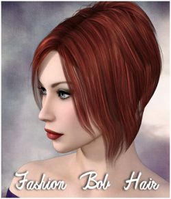 Fashion Bob Hair V4/Gen2