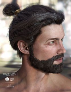 Leandros Hair and Beard
