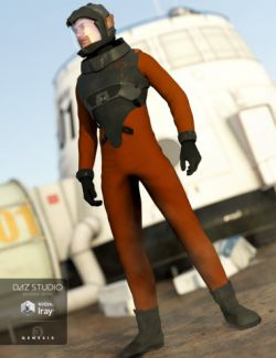 Space Corps for Genesis 3 Male(s)