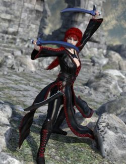 War Dancer for Genesis 3 Female(s)