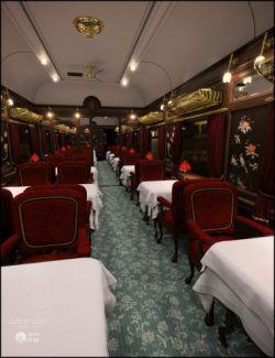 Dine on the Orient Iray Addon