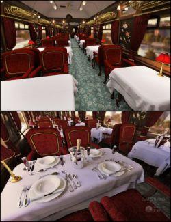 Dinner on the Orient Bundle