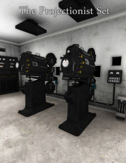 The Projectionist Set