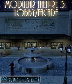 Modular Theatre 3 Lobby/Facade