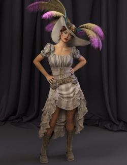 Watch My Charm for Genesis 3 Female(s)